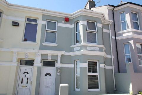 2 bedroom terraced house to rent - Rosebery Avenue, Plymouth, PL4 8SU
