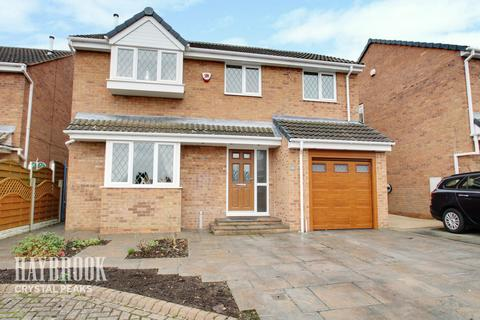 5 bedroom detached house for sale - Lambcroft View, Sheffield