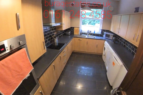 5 bedroom terraced house to rent - Albion Road, 5 Bed, Fallowfield, Bills Included, Manchester