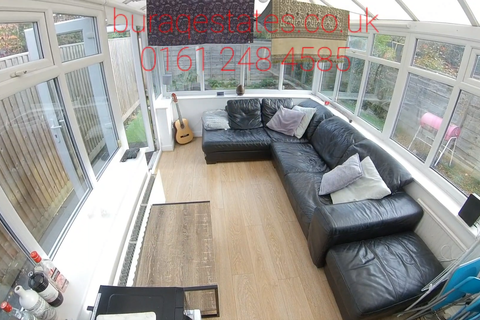 5 bedroom terraced house to rent - Finchley Road,, 5 Bed, Bills Included, Manchester