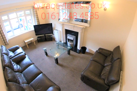 7 bedroom detached house - Kingswood Road, Fallowfield, Manchester