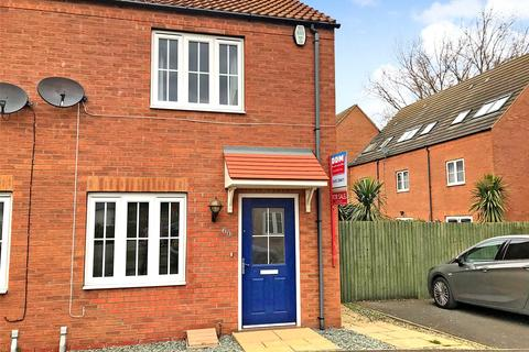 2 bedroom semi-detached house for sale - Robert Pearson Mews, Grimsby, North East Lincolnshir, DN32