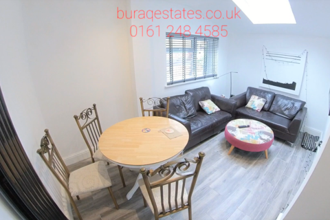 6 bedroom terraced house to rent - Carmoor Road, Victoria Park, Manchester