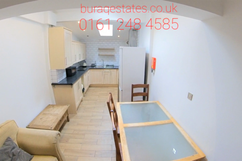 6 bedroom terraced house to rent - Furness Road, Fallowfield, Manchester