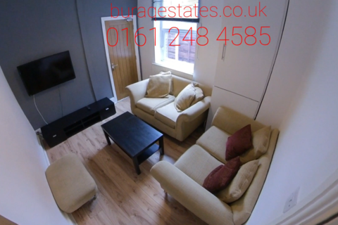 5 bedroom terraced house to rent - Cawdor Road, Fallowfield, Manchester