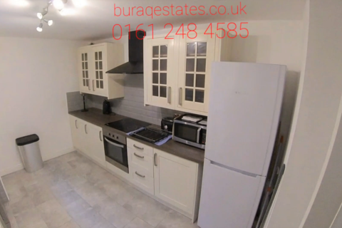 5 bedroom terraced house to rent - Upper West Grove, Victoria Park, Manchester