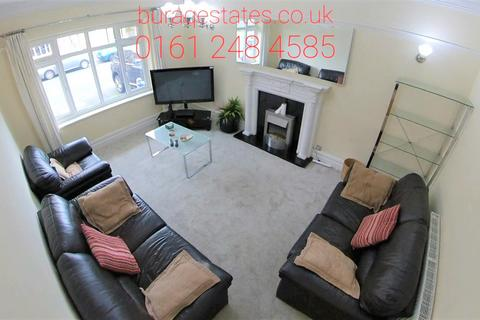 7 bedroom townhouse to rent - Kingswood Road, Manchester M14 6RY