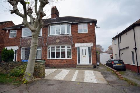 3 bedroom semi-detached house for sale - Morris Avenue, Newbold, Chesterfield, S41 7BA