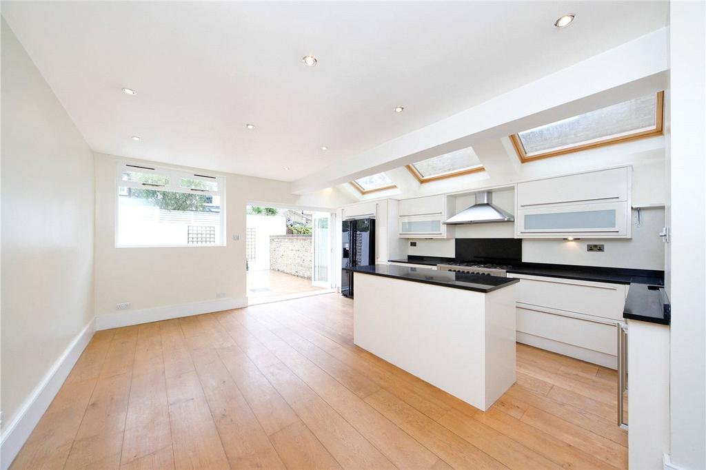 4 Bedrooms Terraced House for sale in Colehill Lane, Fulham, London, SW6