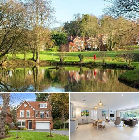 5 bedroom detached house for sale - Knowle Hill Park, Fairmile Lane, Cobham, Surrey, KT11
