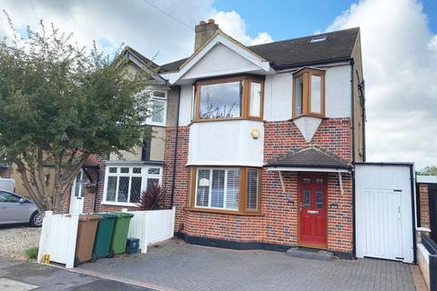 4 bedroom semi-detached house for sale - Florence Gardens, Staines Upon Thames, TW18