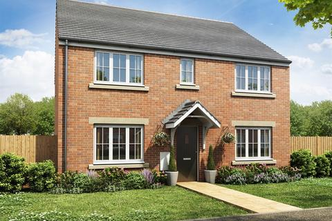 5 bedroom detached house for sale - Plot 280, The Hadleigh at Udall Grange, Eccleshall Road ST15