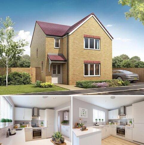 3 bedroom detached house for sale - Plot 14, The Hatfield at Milton Meadow, Bridgend Road, Bryncae, Llanharan CF72
