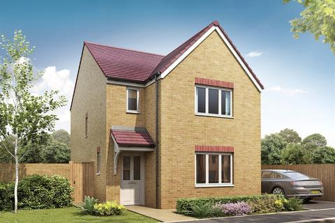 3 bedroom detached house - Plot 9, The Hatfield at Milton Meadow, Bridgend Road, Bryncae, Llanharan CF72