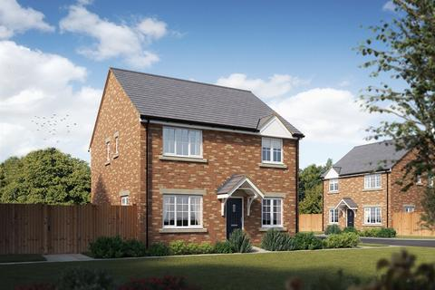 4 bedroom detached house for sale - Plot 116, The Knightsbridge at Peterston Park, Bridgend Road, Llanharan CF72