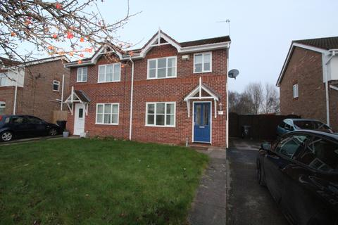 3 bedroom semi-detached house to rent - Stanley Park Drive, Saltney, Chester, CH4