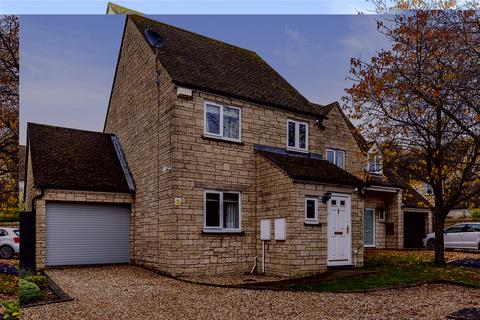 3 bedroom detached house for sale - Ralegh Crescent, Witney, Oxfordshire, OX28