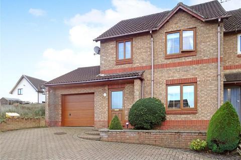 3 bedroom semi-detached house for sale - BRYN AMLWG, NORTH CORNELLY, CF33 4DJ