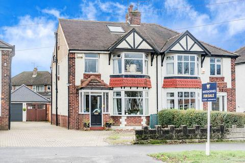 5 bedroom semi-detached house for sale - Greenhill Avenue, Greenhill