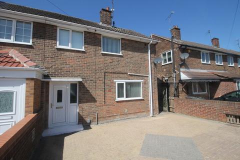 3 bedroom end of terrace house to rent - Burnham Grove, Scawthorpe