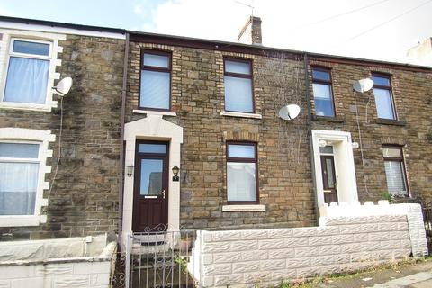 3 bedroom terraced house for sale - Springfield Street, Morriston, Swansea, City And County of Swansea.