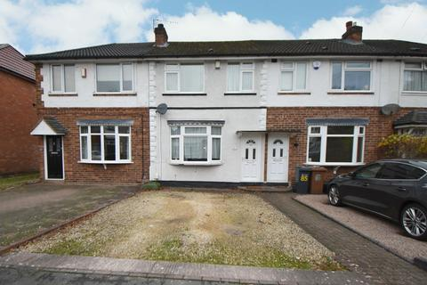 3 bedroom terraced house for sale - Clinton Road, Shirley