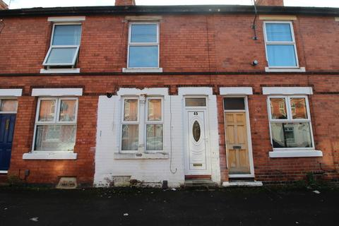 2 bedroom terraced house to rent - Lonsdale Road, Nottingham