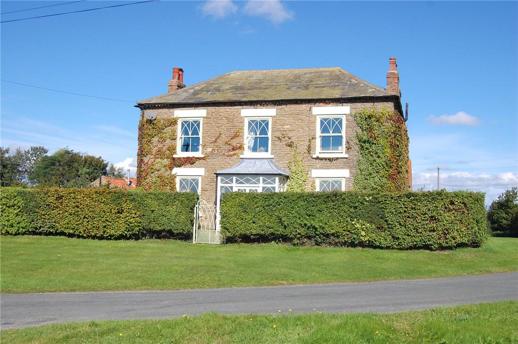 4 Bedrooms Detached House for sale in Flat Top House, Terrington, York, YO60