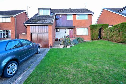 4 bedroom detached house for sale - Petit Close, Cefn-y-bedd