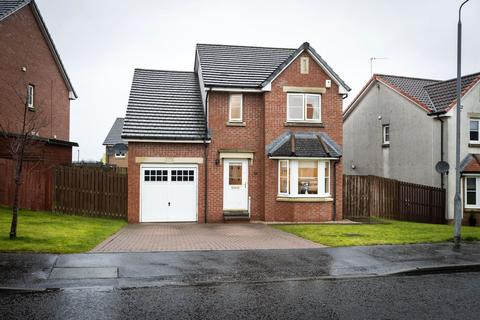 4 bedroom detached house for sale - Cortmalaw Cres, Robroyston