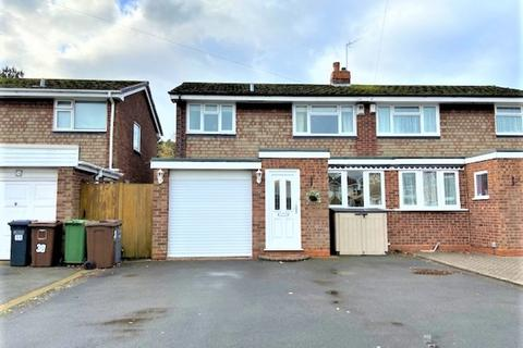 3 bedroom semi-detached house for sale - Hornbrook Grove, Olton, Solihull