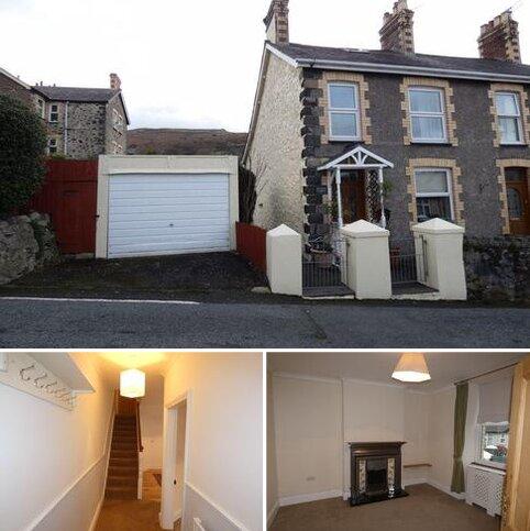 3 bedroom end of terrace house for sale - Willow Grove, Upper Mill Road, Llanfairfechan. LL33 0SL