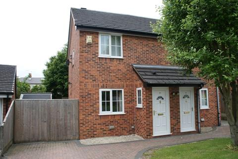 2 bedroom semi-detached house to rent - Hertford Close, Congleton