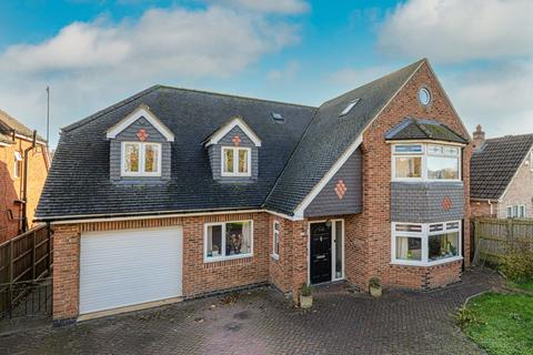 4 bedroom detached house for sale - Patrick Road, Corby