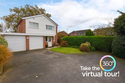 4 bedroom detached house for sale - Hardwick Court, Longthorpe, Peterborough