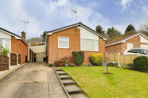 3 bedroom detached bungalow for sale - Marion Avenue, Kirkby-In-Ashfield, Nottinghamshire, NG17 7GJ