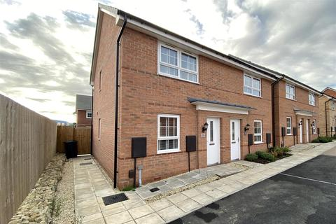 2 bedroom semi-detached house for sale - A 'Like New' high efficiency home on Totnes Place, Grantham