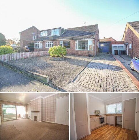 2 bedroom semi-detached bungalow for sale - Halton Drive, Wideopen, Newcastle Upon Tyne