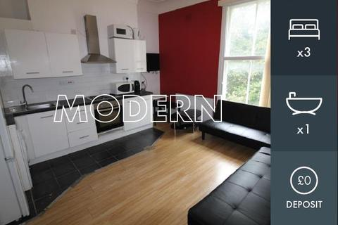 3 bedroom flat to rent - New Walk, Leicester