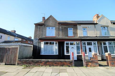 3 bedroom end of terrace house for sale - Osborne Road, Stockton-On-Tees