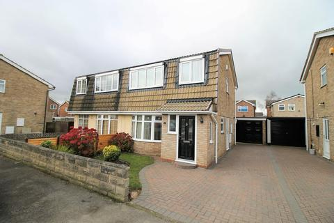3 bedroom semi-detached house for sale - Merring Close, Stockton-On-Tees