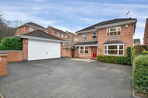 5 bedroom detached house for sale - Ball Hill, South Normanton