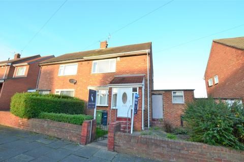 2 bedroom semi-detached house for sale - Harcourt Road, Hill View Estate, Sunderland