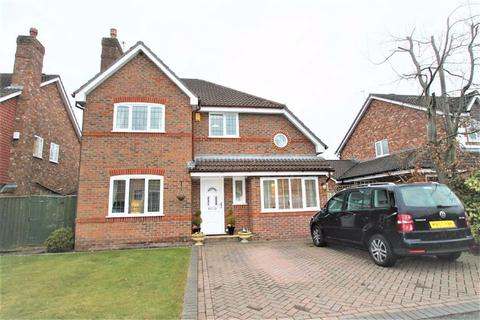 5 bedroom detached house to rent - Cumberland Drive, Bowdon