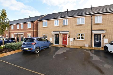 3 bedroom terraced house for sale - Hetterley Drive, Barleythorpe, Oakham