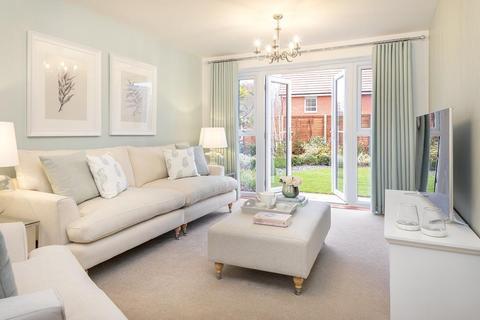 3 bedroom detached house for sale - Plot 33, Buchanan at Queens Court, Voase Way (Access via Woodmansey Mile), Beverley, BEVERLEY HU17
