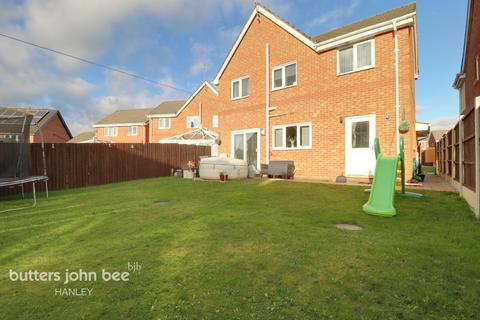 4 bedroom detached house for sale - Campian Way Stoke-On-Trent ST6 8FA
