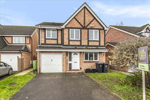 4 bedroom detached house for sale - Clover Gardens, Ludgershall