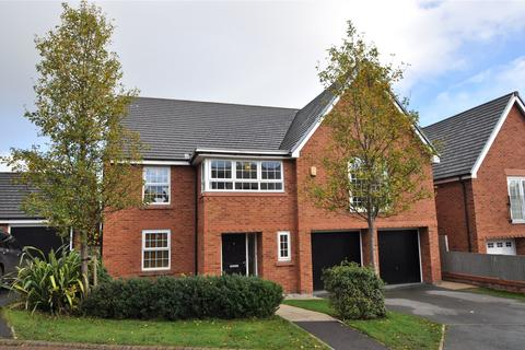 5 bedroom detached house for sale - Greenfields Lane, Malpas, SY14