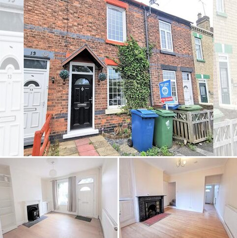 2 bedroom terraced house to rent - Shrewsbury Road, Stafford ST17